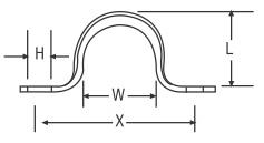 RWO - Ledbygel för tamp