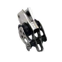 RWO - Trippelblock med v-cleat 25mm
