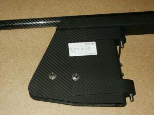 E&V foils - E-jolle roderhuvud i kolfiber