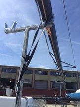 NACRA - Pega Mast Support 2 mast 200 cm