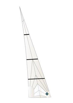 NACRA - Nacra 15 Jib Mylar Full Batt. White