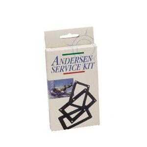 Andersen - Servicesats för Super Mini