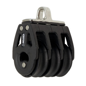 Seldén - Trippelblock 30mm