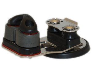 NACRA - Harken Swivel Base/Alu Cam/16 mm Sheaves