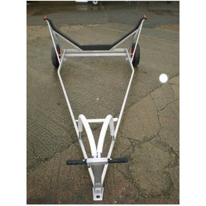 29:er Alloy Launching Trolley