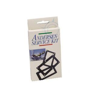 Andersen - Servicesats för Super Max
