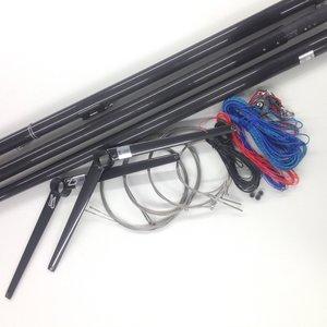49:er Rig kit - Includes mast complete, main, jib & spinnaker