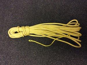 29:er Spinnaker sheet - Dinghy Star 7mm med dyneemaögla Robline