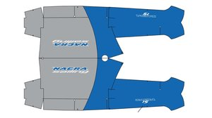 NACRA - Full Boat Cover