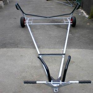 49:er Launching Trolley