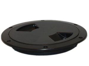 "NACRA - Hatch 5"" Black Complete"